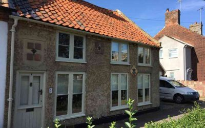 Listed Cottage in Southwold