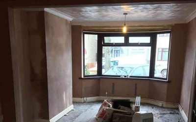 3 Phase, Strip, Seal and Plaster