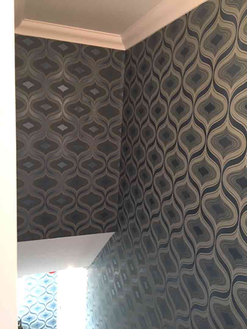 painter decorator lowestoft wallpaper project 2 completed 05