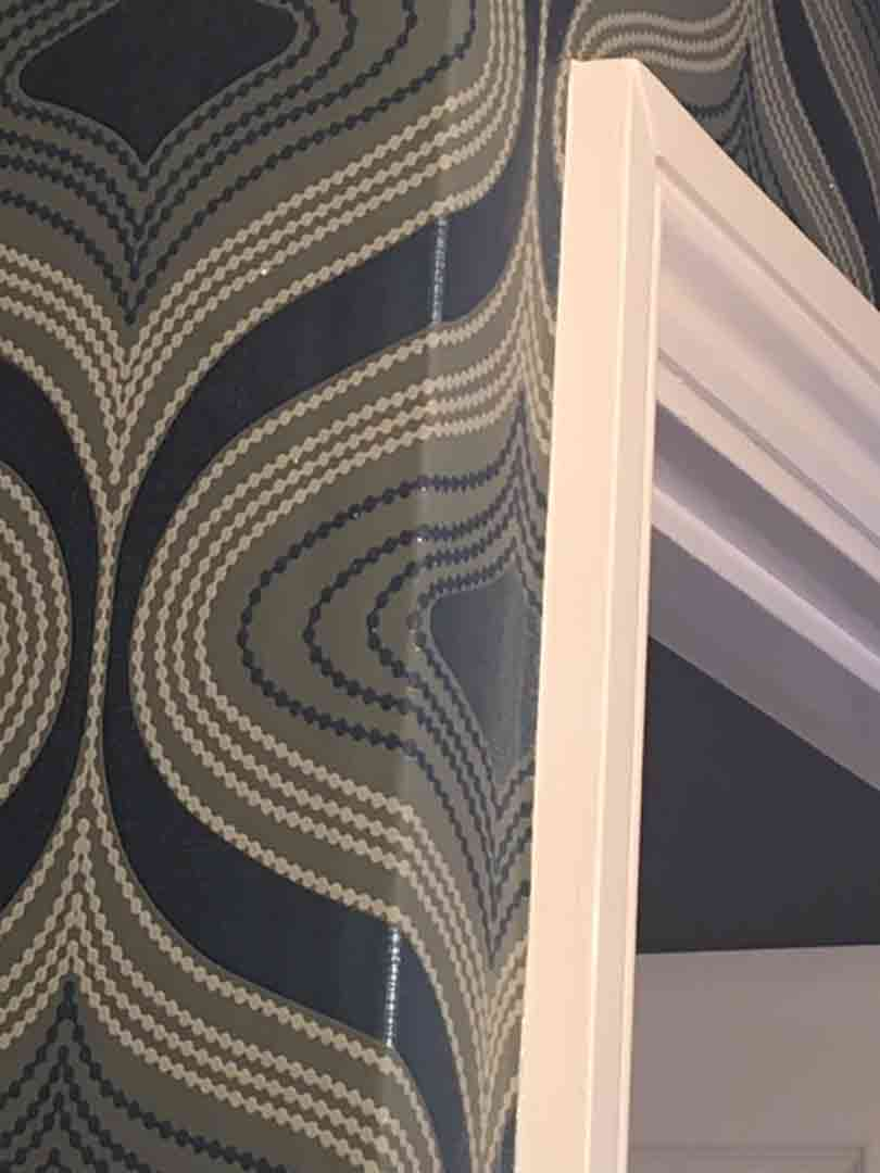 painter decorator lowestoft wallpaper project 2 completed 06